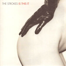 THE STROKES IS THIS IT CD Album MINT/EX/MINT