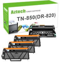 Compatbile for Brother TN850 Toner DR820 Drum HL-L6200DW MFC-L5800DW L5900DW