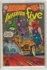 Inferior Five #'s 1 , 4 , 11 [Scarce Lot Cheap]