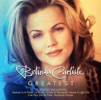 Belinda Carlisle : Greatest CD (2015) ***NEW*** FREE Shipping, Save £s