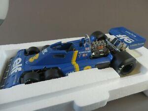 RARE EXOTO Tyrrell P34 J. Scheckter n.3 1976 - scale 1:18