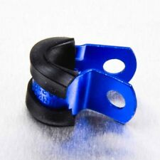 Pro-Bolt Aluminium P Clip 5mm - Blue Triumph Rocket 3 2300cc 09+