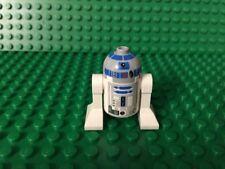 LEGO Star Wars R2-D2 Minifig with Light Bluish Gray Head
