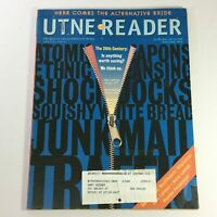Utne Reader Magazine May June 1999 - Junk Mail / Traffic / Atomic Weapons