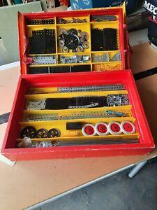 Vintage MECCANO Engineer Set