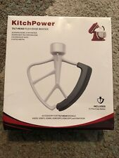 KITCHPOWER 4.5-5 Quart Flex Edge Beater for KitchenAid Tilt-Head Stand Mixers