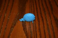 Vintage Mpc Cereal Premium Blue Porcupine Fish Creature of the Sea Fish B Marx