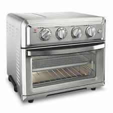 Cuisinart TOA-60 1800W Stainless Steel Air Fryer Toaster Oven - Silver