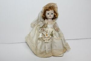 Vgt. Cosmopolitan Toy Corp. Ginger Straight Leg Doll - Fashions for Ginger Bride