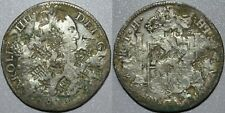 1804 TH Mexico 8 Reales ~ Heavy CHOPMARKS ~ Spanish Colonial ~ Silver ~ CM7