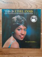 Ethel Ennis ‎– This Is Ethel Ennis RCA ‎– NL 90043 Vinyl, LP, Album, Reissue
