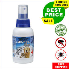 Frontline Spray Flea & Tick control treatment for Dogs & Cats 100 mL by Merial