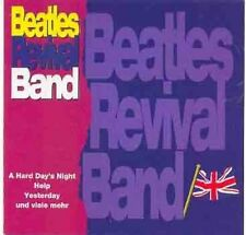 Beatles Revival Band With a little help from my friends (18 tracks) [CD]