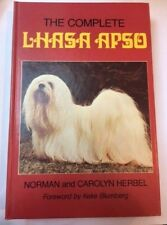 The Complete Lhasa Apso by Norman and Carolyn Herbel (1st Ed. 5th Print., Hc/Vg)