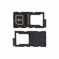 New Memory SD Sim Card Slot Tray Holder Adapter For Sony Xperia Z5 E6603 E6653