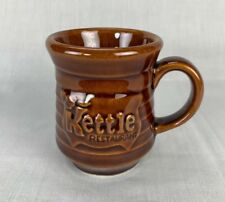 Vintage Kettle Restaurant Ware Coffee Mug by Diversified Ceramics Corp DCC Texas