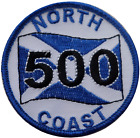 Scotland North Coast 500 Highlands Route Embroidered Patch