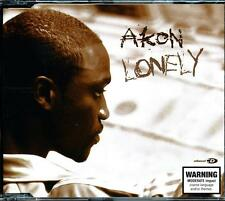 AKON LONELY 4 TRACK AUSTRALIAN PRESSING CD - EXCELLENT - VGC