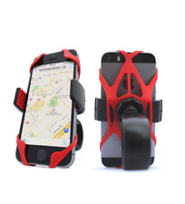 Universal Motorcycle MTB Bike Bicycle Handlebar Mount Holder Stand Phone Holder