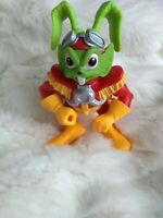 "Bucky O'Hare 'Bucky O'Hare' (1990) 5 "" inch Action Figure Hasbro with star cape"