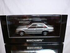 MINICHAMPS 45101 OPEL SENATOR 1980 - SILVER 1:43 - EXCELLENT IN BOX