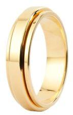 Piaget  Ring 52 Women's  Yellow Gold 750 Yellow Gold  1.7  cm x 0.6 cm