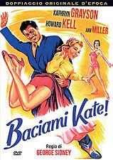 Baciami Kate DVD Cec497 a & R Productions