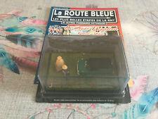 Voiture Miniature Morris Mini Van Apiculteur Etape 2 La Route Bleue RN7 1/43
