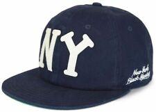 NLBM Negro League Heritage Cotton Cap New York Black Yankees