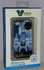 Disney World Christmas Castle iphone case 4/4S+ LE w/ crystal lights Awesome!!