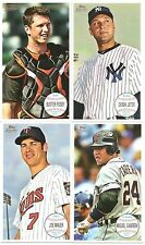 Lot of 20 2011 Topps Lineage Box Topper set of # 1-20 1964 Giant Size Retro