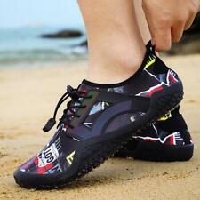 Mens Summer Casual Skin Socks Quick Dry Aqua Beach Swim Sports Athletic Shoes sz