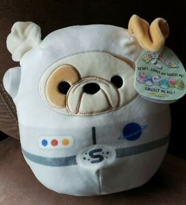 SQUISHMALLOW NEW Brock Astronaut 8 Inch Spring NEW with tags HTF