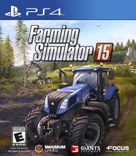 Farming Simulator 15 PS4 New playstation_4, PlayStation 4