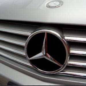 German Quality Car Spray Paint For MERCEDES IRIDIUM SILVER MET 775