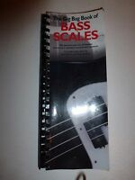 Gig Bag Book of Bass Scales by Joe Dineen, Music Sales Publishing Staff and. 118