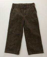 JANIE AND JACK World Class Aviator Boys Corduroy Pants Size 3 3T