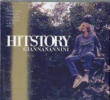 Gianna Nannini - History 2CD (new album/sealed)