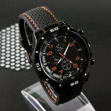 Herren Racer Militärpilot Pilot Aviator Army Sport Uhr Armbanduhr Geschenk