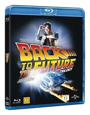 Back to the Future Trilogy Blu Ray (Region Free)
