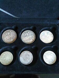 British Silver Coins Pre 1920 Scrap Or Collect