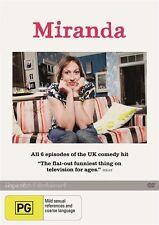 MIRANDA SERIES 1 : NEW DVD