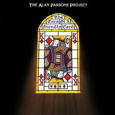 THE ALAN PARSONS PROJECT The Turn Of A Friendly Card CD NEW Bonus Tracks