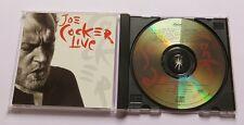 Joe Cocker - Live - CD Album - Unchain My Heart