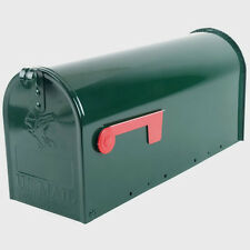 NEW Green Solar Group Elite T1 Mailbox Galvanized Steel Home Postal Mail Box NIB