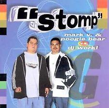 New: DJ Work, Poogie Bear, Mark V: Stomp - Mark V & Poogie Bear Vs DJ Work  Audi
