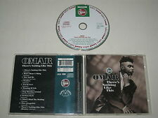 OMAR/THERE'S NOTHING LIKE THIS(TALKIN LOUD/510 021-2)CD ALBUM