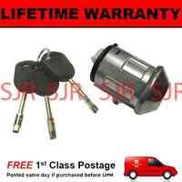 Pour Ford Transit MK6 2000-2006 Allumage Barillet Serrure Interrupteur+3 Clé