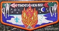 OA Lodge 522 Tindeuchen (S?) Erie Shores Council  OA/BSA