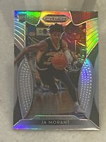 Ja Morant 2019 Panini Prizm Draft Picks Silver RC Rookie #2